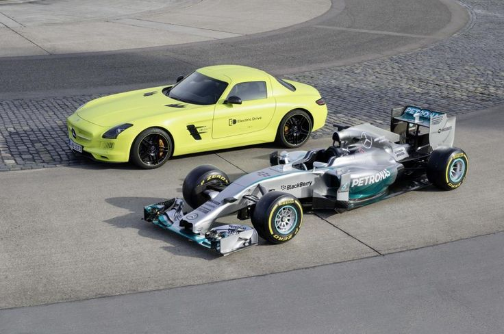 Efficiency equals performance - as F1 has to make drastic steps in improving efficiency, so does the Mercedes-Benz production car development.