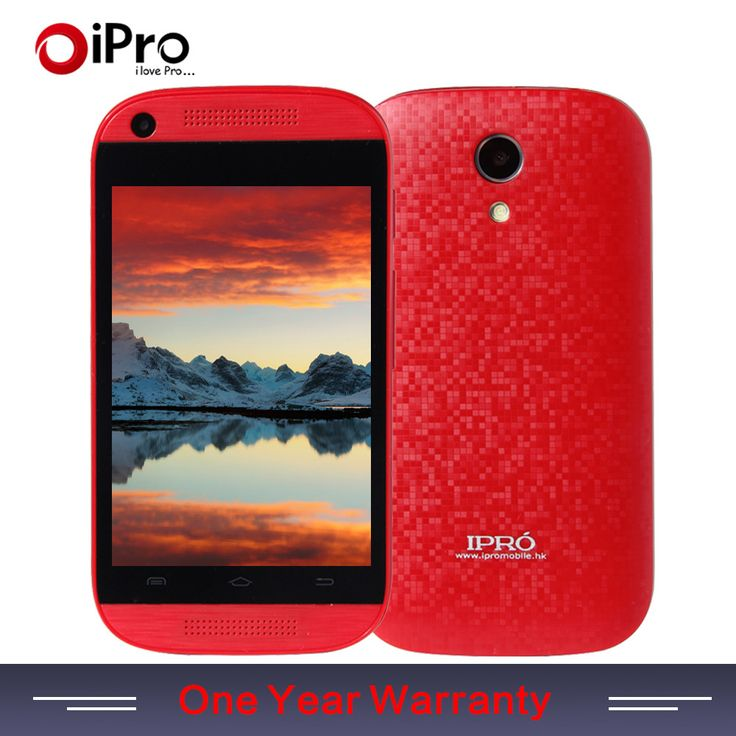 IPRO Brand 3.5 Inch Smartphone Android 4.4 Mobile Phone Dual Core 512M+256M  Ruaaian Language