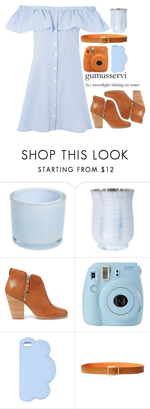 """""""Opposite Colors Tag"""" by gabby23-2 ❤ liked on Polyvore featuring Design Imports, rag & bone, Fujifilm, STELLA McCARTNEY, Lauren Ralph Lauren and Topshop"""