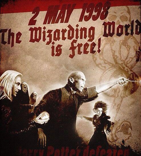 Et si Harry Potter ne sétait pas si bien terminé ? harrypotter7