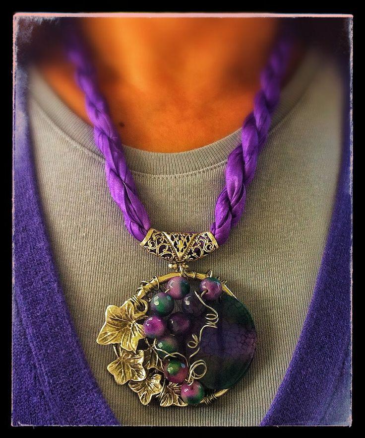 The Purple Grapes