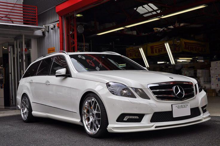 Mercedes-Benz S212 E550 BRABUS Look