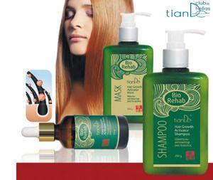 ΕΝΕΡΓΟΠΟΙΗΣE ΤΗΝ ΑΝΑΠΤΥΞΗ ΤΗΣ ΤΡΙΧΑΣ Bio Rehab - ενεργοποιήσε τη ζωτικότητα των μαλλιών σου!