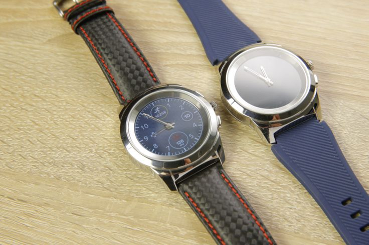 MyKronoz ZeTime Swiss smartwatch: First of its kind with actual hands