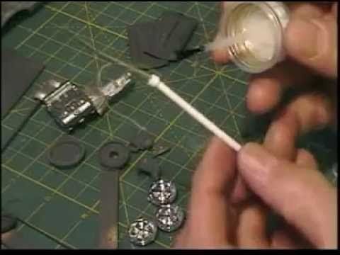 "How to build plug wires and plug boots for your model. For ""coolmodels49"" - YouTube"