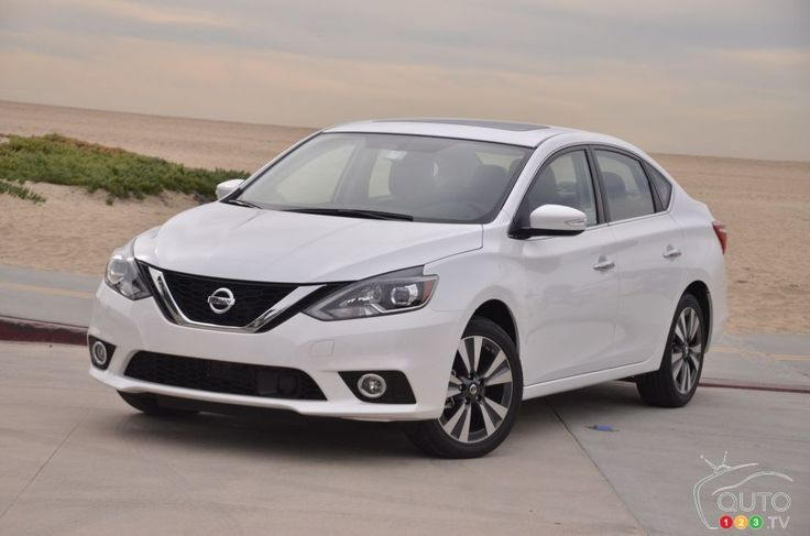 The 2016 Nissan Sentra has over 500 new parts. Here's what we think of this update after a short time behind the wheel.