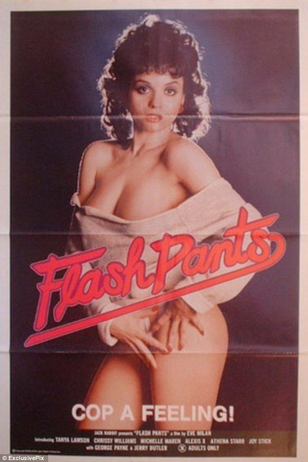 80 s spoofing adult film titles