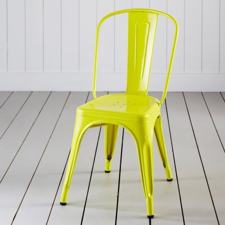 Tolix classic french cafe chair i do love yellow cakes pinterest french cafe classic - Cake tolix ...