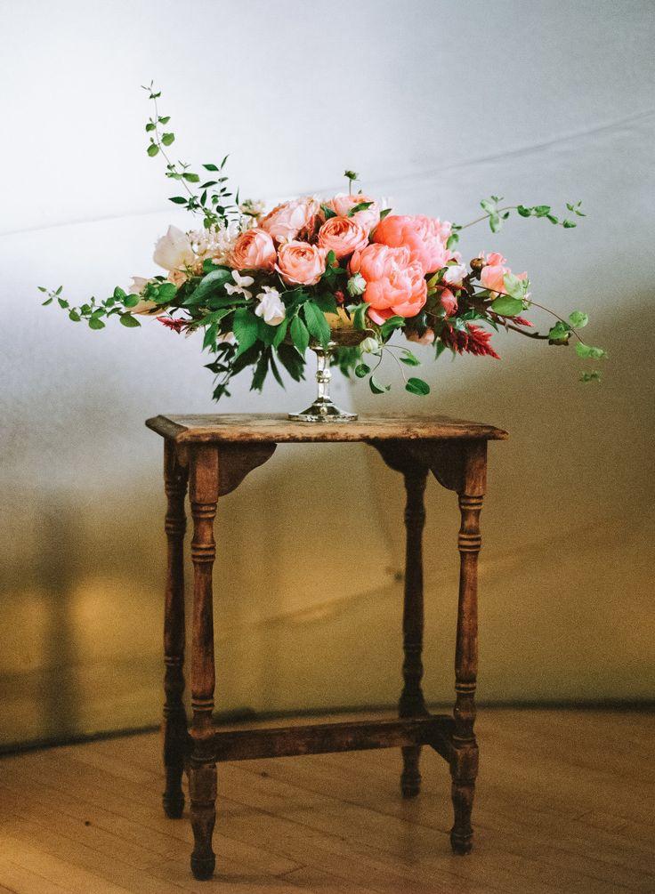 Modern Art-Inspired Styled Wedding Shoot