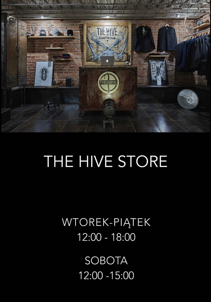 THE HIVE STORE ul.Szlak 8 A  CracoV