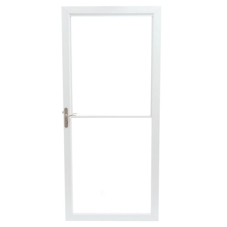 Anderson 2500 Series Storm Door Installation Morgus