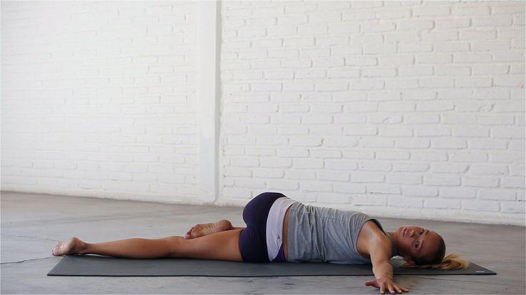 How to do Supta Matsyendrasana (Supine Spinal Twist)