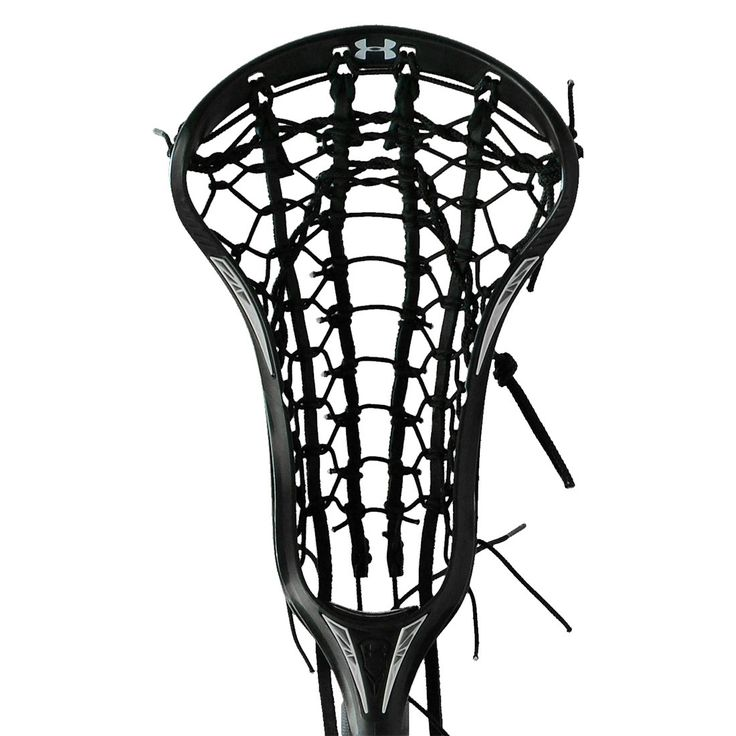 UA Glory Girls Lacrosse Complete Stick with Rail Pocket