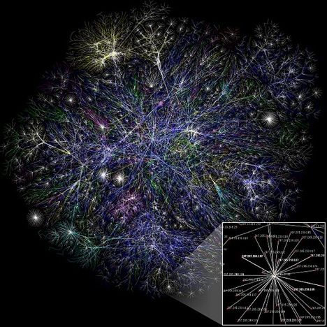 interesting article about social network analysis.
