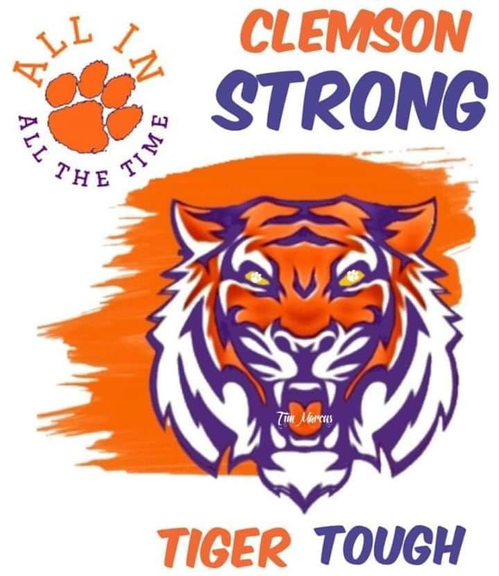 Pin By Brien Hutto On Clemson Tigers In 2020 Clemson Tigers Football Clemson Clemson Tigers