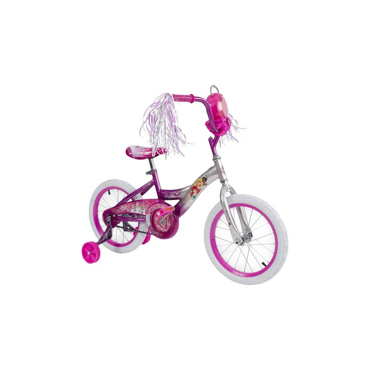 Huffy Disney Princess Bike 16 - Pink