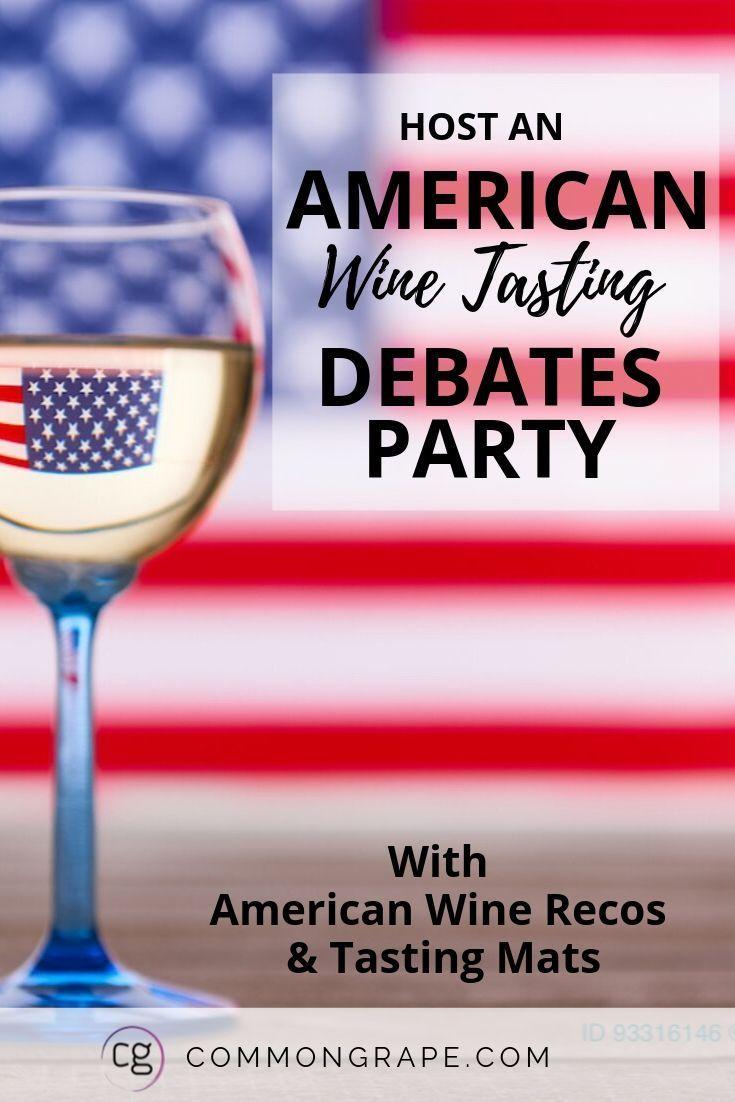 The Great American Wine Tasting Debate American Wine Wine Tasting Wine Recommendations