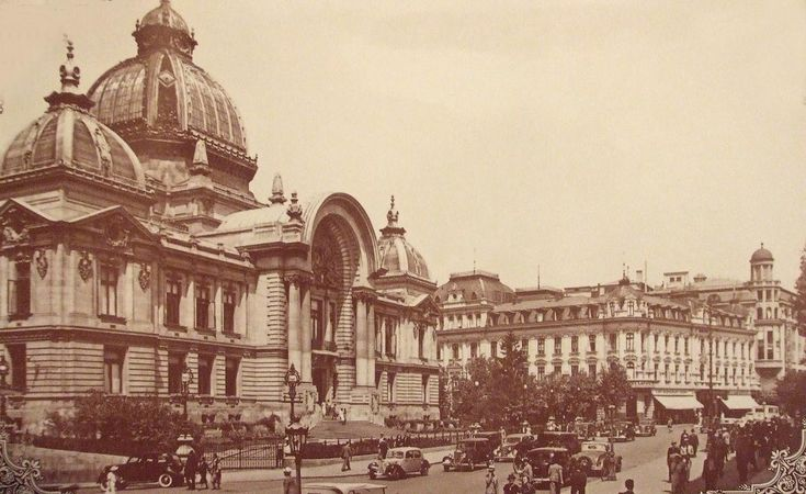 old-bucharest-photos-romania-vechiul-bucuresti-cec-palace.jpg (1200×735)