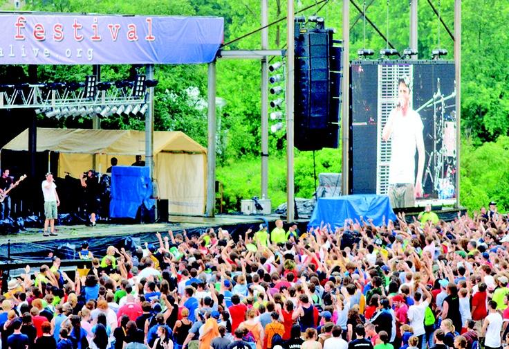 ALIVE Music Festival