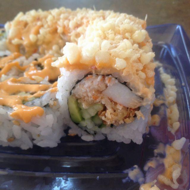 Sushi roll mmmm.. Yumm