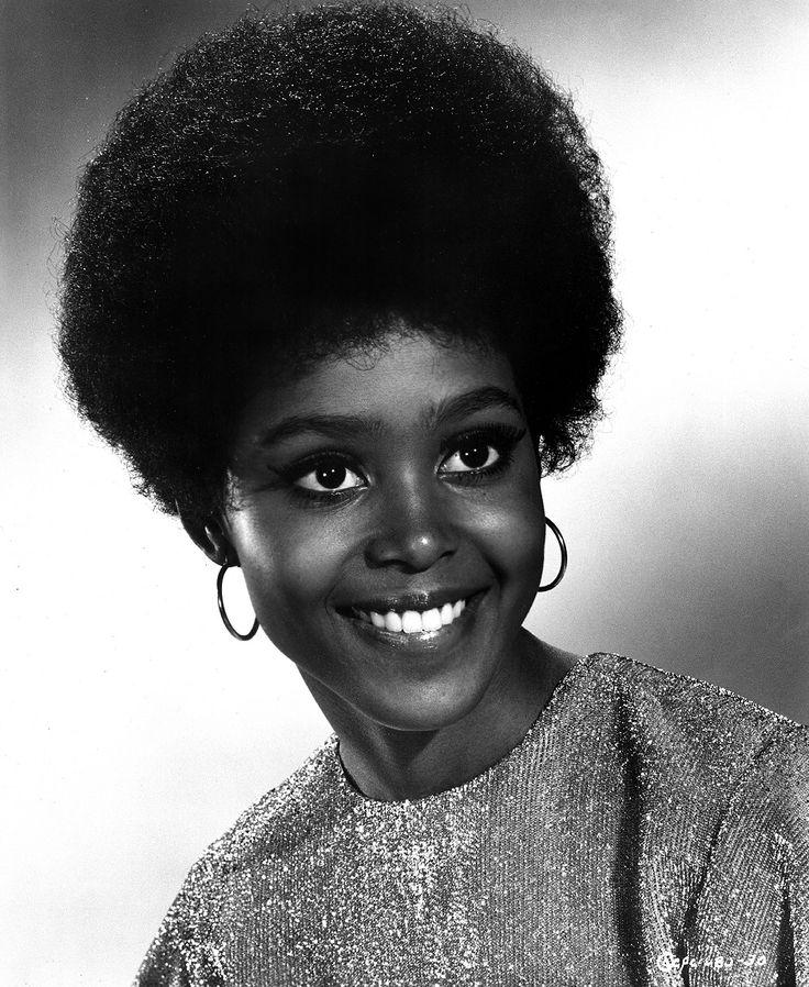 Natural Hair Black Actresses