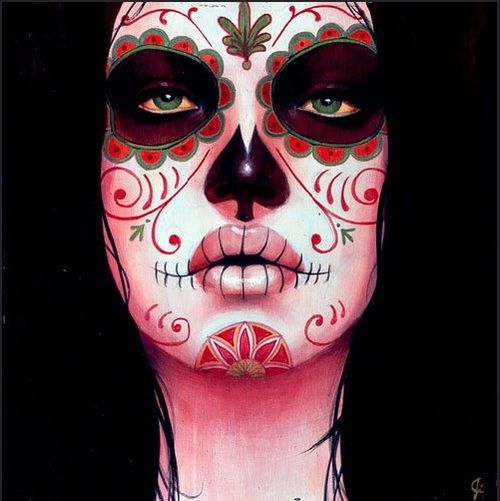 Day of the Dead ,CATRINA