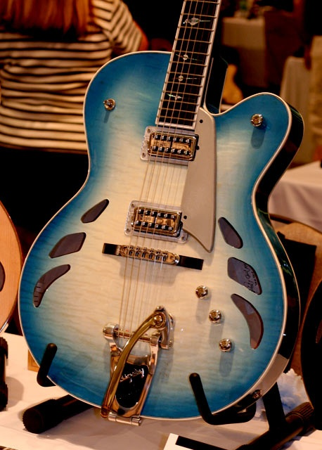 laplante guitars electric archtop