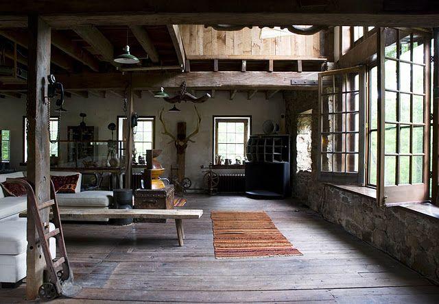 : Idea, Houses, Living Rooms, Dreams, Window, Open Spaces, Interiors, Cabins, Children