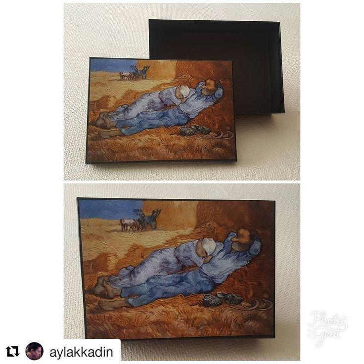 """15 Beğenme, 1 Yorum - Instagram'da @corner.kutu: """"#Repost @aylakkadin (@get_repost) ・・・ siesta'dan kutu yaptık, arz ederiz. @corner.kutu…"""""""