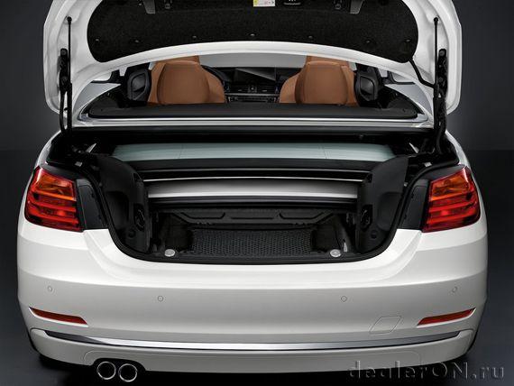 Багажник BMW 4-серии 2014 / БМВ 4-серии
