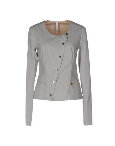 Prezzi e Sconti: #Pianurastudio giacca donna Grigio chiaro  ad Euro 168.00 in #Pianurastudio #Donna abiti e giacche giacche
