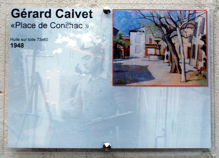 118 best images about g rard calvet artiste peintre francais french painter 1926 2017. Black Bedroom Furniture Sets. Home Design Ideas