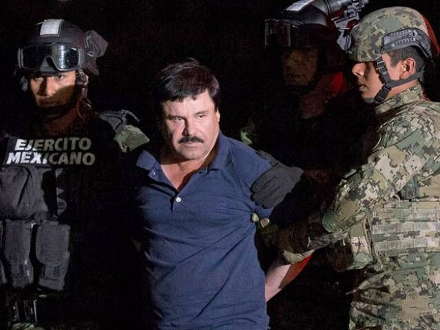Suspected money launderer for 'El Chapo' detained in Mexico - The Express Tribune