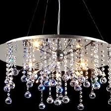 hermosas lamparas de cristal - Buscar con Google