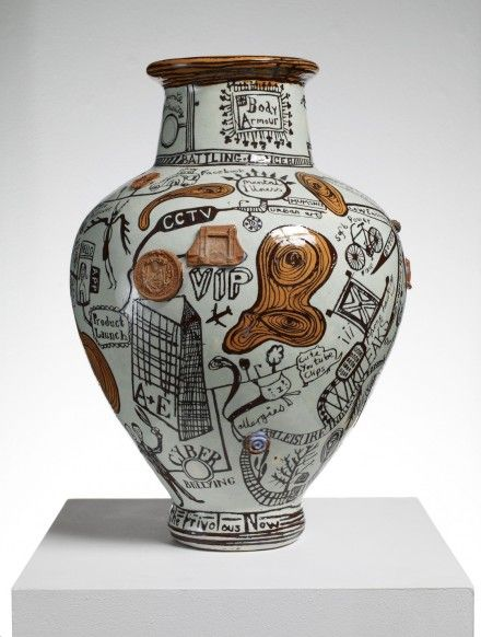 Grayson Perry-The Frivolous Now-The Tomb of the Unknown Craftsman-British Museum