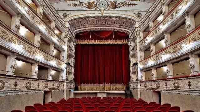 TEATRO ALALEONA #montegiorgio (FM)