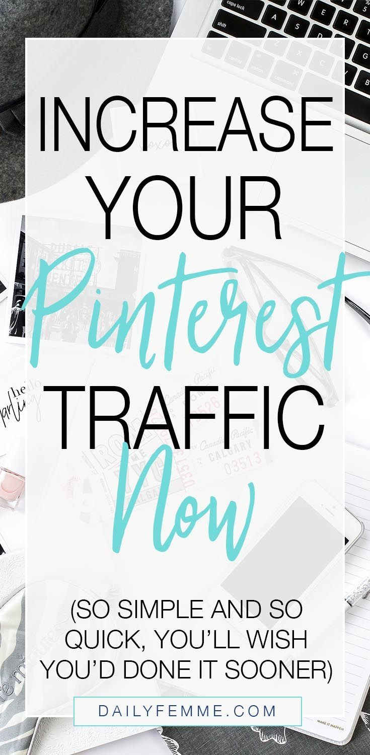 Since I started using BoardBooster for Pinterest, my blog traffic has increase exponentially. It's so easy to use and free to try, you have nothing to lose. Read on to find out how to make it happen.