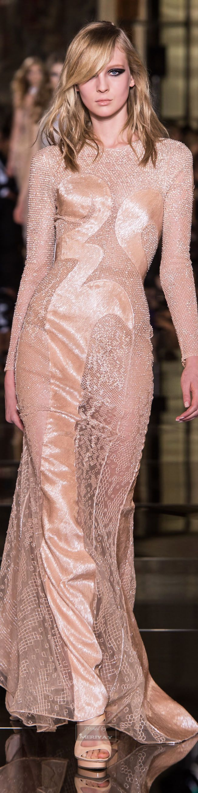 72 best Versace images on Pinterest | Evening gowns, Woman fashion ...
