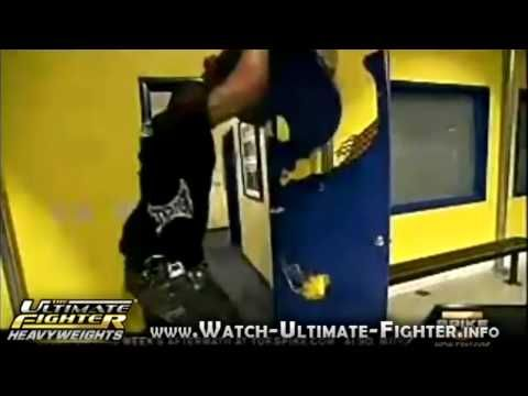 Attention Doors — Rampage Jackson Will Destroy You