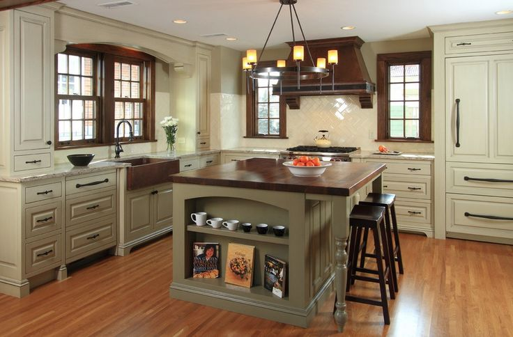 tudor kitchen details 10 Ways to Bring Tudor Architectural Details to your Home