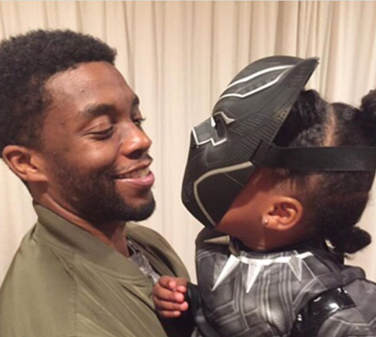 "16.9k Likes, 106 Comments - Because of Them We Can® (@becauseofthem) on Instagram: ""If this throwback of Chadwick Boseman and his niece isn't one of the best (and cutest) Black…"""