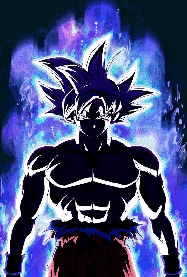Goku Ultra Instinct Mastered Dragon Ball Super Anime Dragon Ball Super Dragon Ball Super Manga Dragon Ball Goku