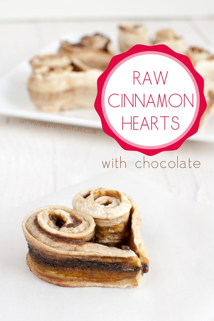 Believe me, this cinnamon hearts are the perfect breakfast for Valentine's Day (or any other day). So cute, really simple to prepare and the taste is phenomenal!