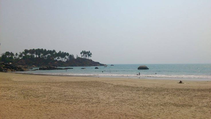 A picture of a beach at Goa shared by our fan Abhishek Sahadevan