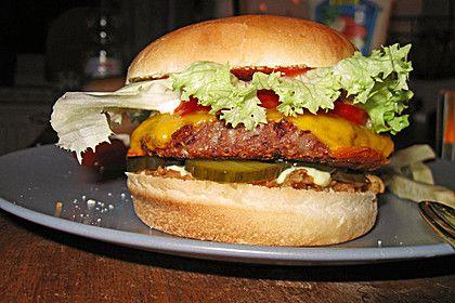 Vegetarische Burger 1