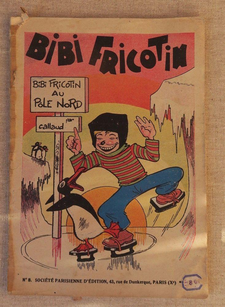 Bibi Fricotin au Pôle Nord