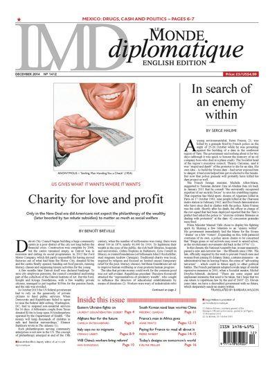 Le Monde diplomatique (English Edition)