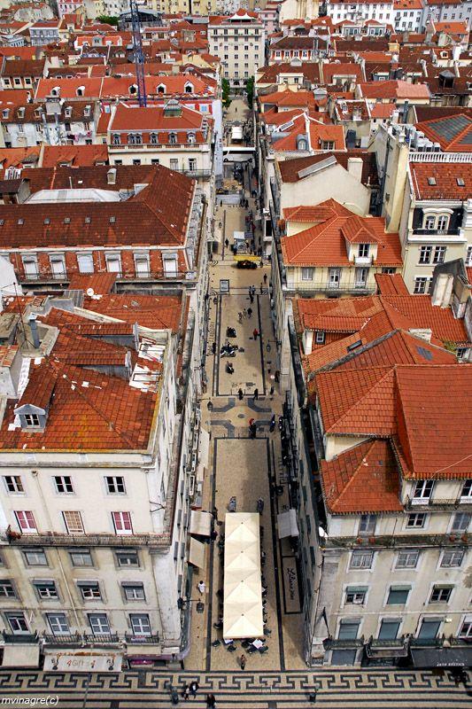 Baixa de Lisboa -  Portugal