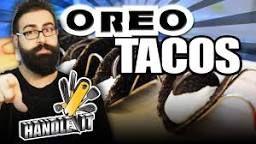 Image result for oreo taco recipe
