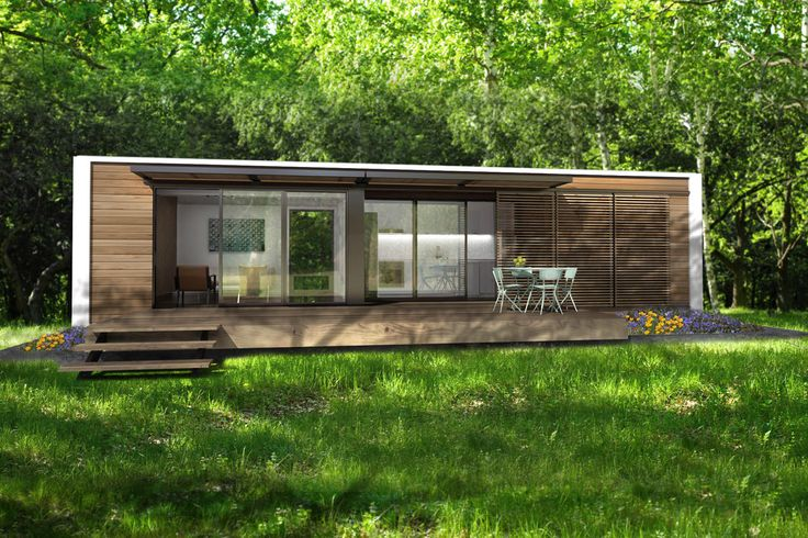 Connect Homes - rethinking prefab from the scratch...